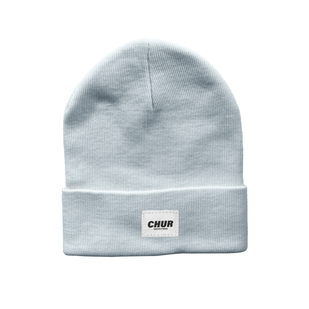 Chur Chapter Beanie - Pastel Blue