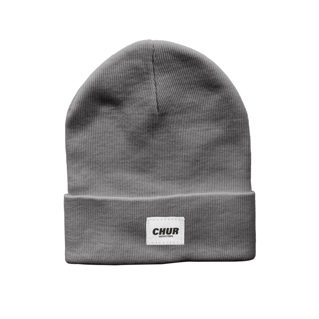Chur Chapter Beanie - Grey