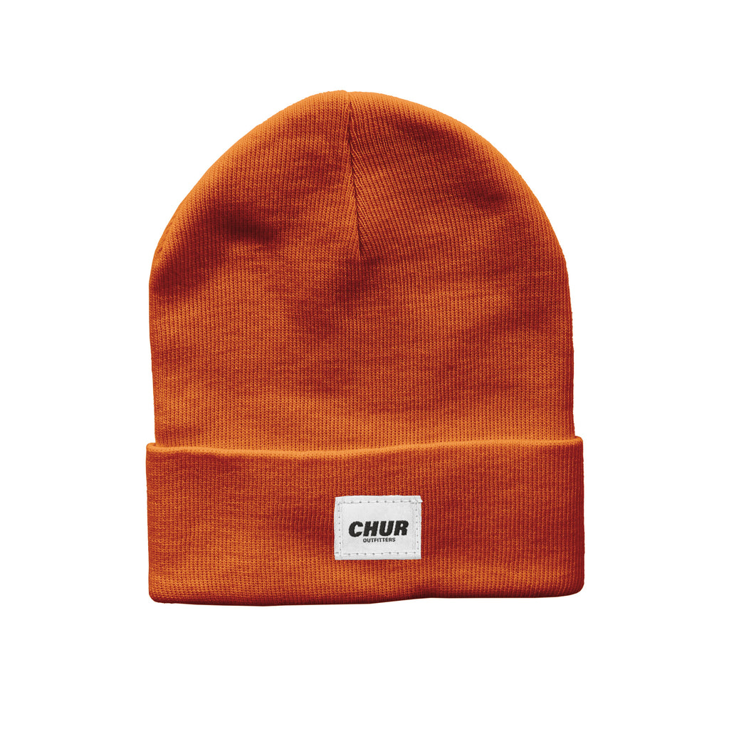 Chur Chapter Beanie - Orange