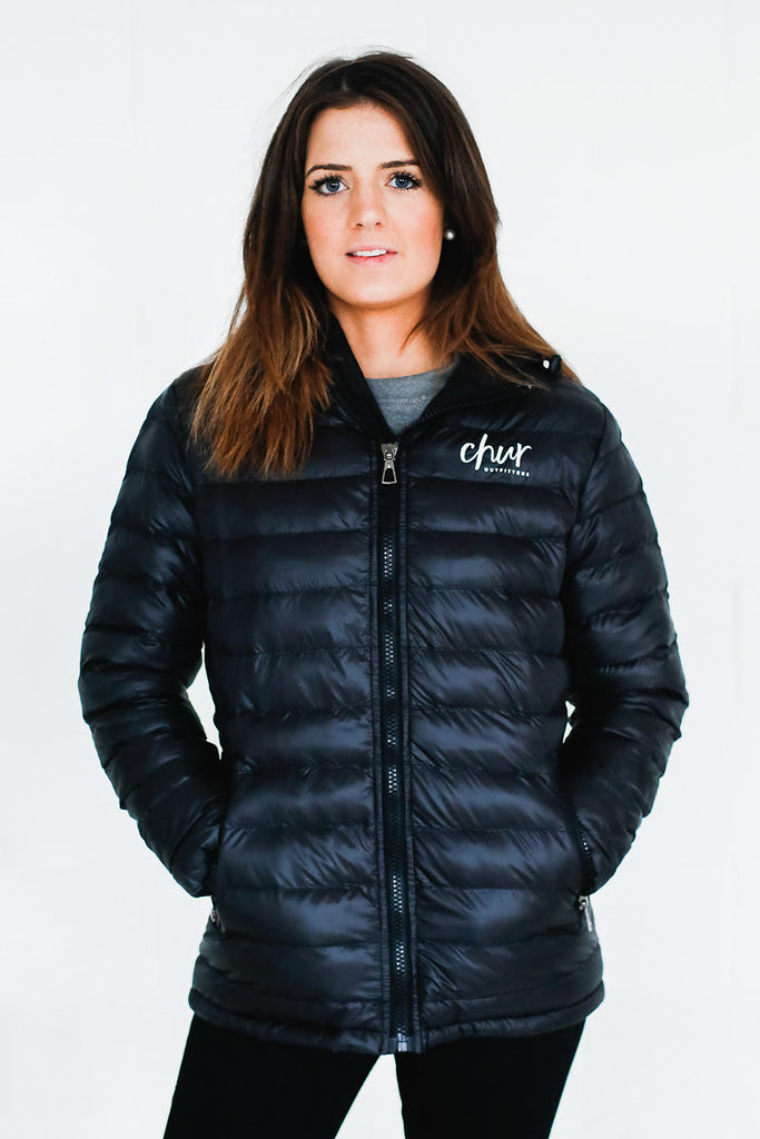 Womens Chur Original II  Jacket – Black