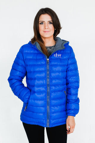 Womens Chur Original II Jacket – Blue
