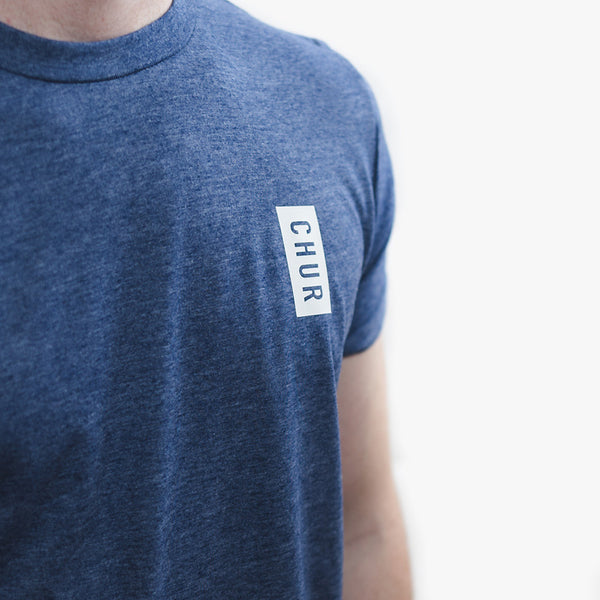 Manuka Heather Blue T-Shirt