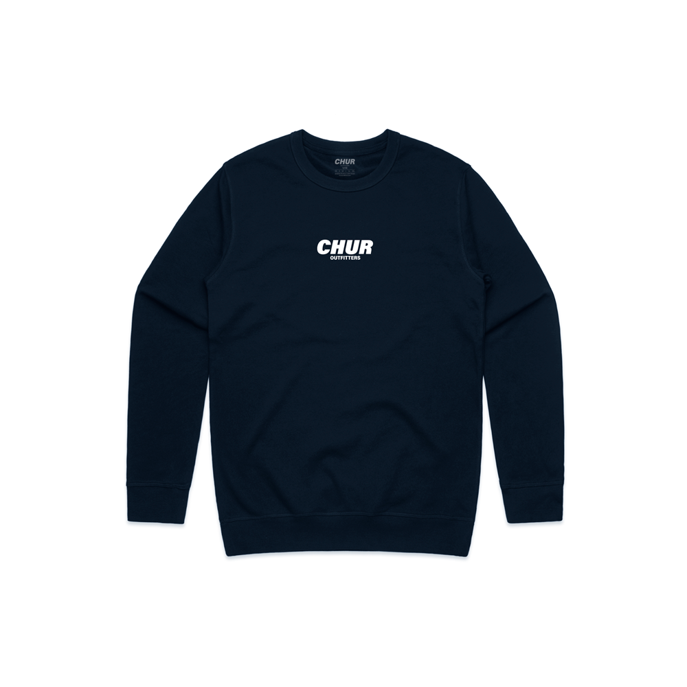 Chur Kids Chapter Sweatshirt - Navy