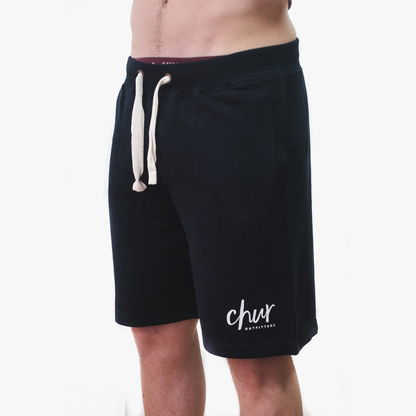 Chur Original Sweat Short – Navy