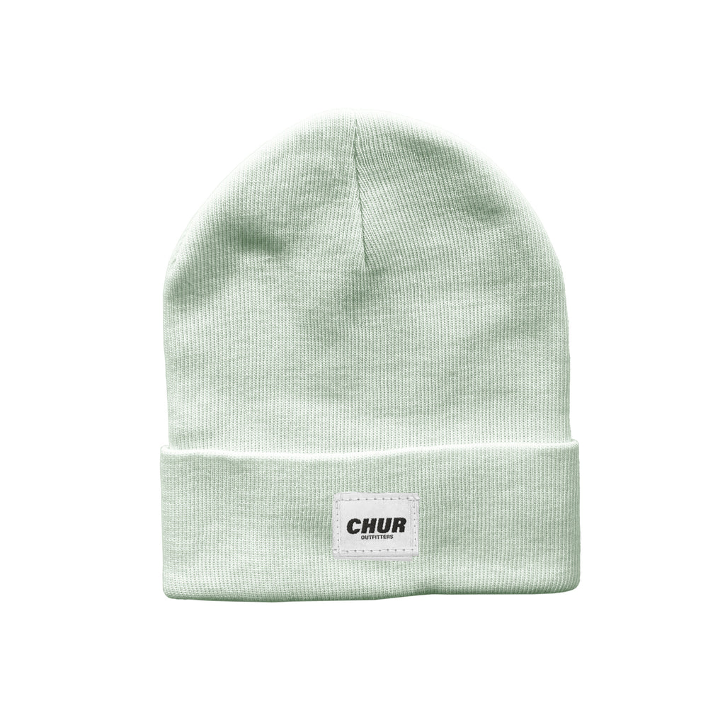 Chur Chapter Beanie - Pastel Mint