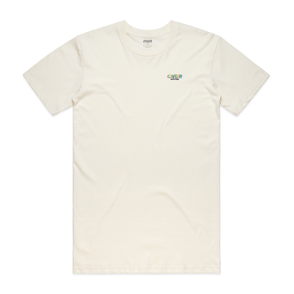 Chur Lamont T-Shirt - Natural