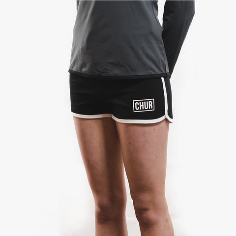 Chur Ainsley Shorts - Black