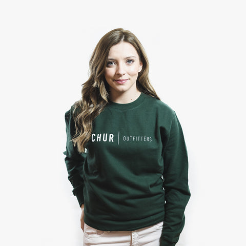 Prowse Jumper – Forest Green