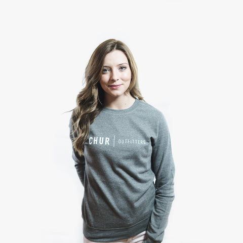Prowse Jumper – Heather Grey
