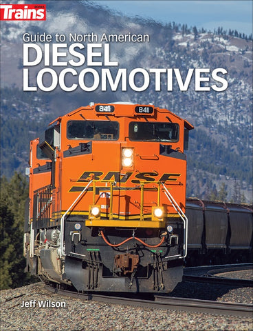 Guide to North American Diesel Locomotives #01303