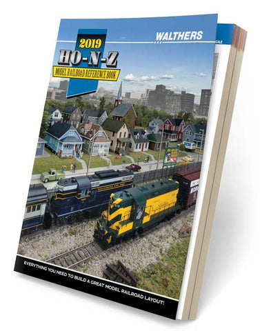 Walthers HO-N-Z scale 2019 Catalog 913-219