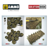 AMMO by MiG Jimenez Solution Book How to Paint Modern Russian Tanks - AMIG6518