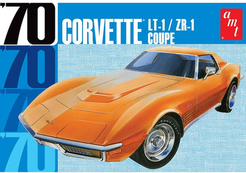 AMT 1/25 scale #1097/12 70' Corvette LT-1 / ZR-1 Coupe Model Kit