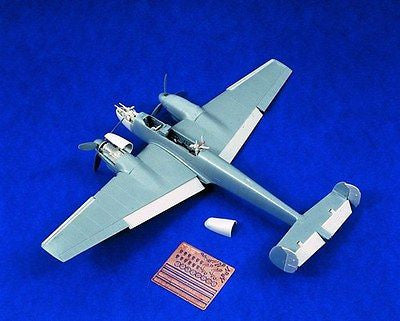 Verlinden Productions 1/48 Resin Bf 110 G-4 Update set for Revell/Monogram -1252