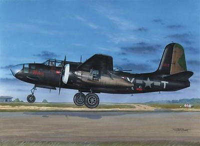 "MPM Model kit 1/72 A-20J/K Havoc ""Last Bomber Version"" - 72564"