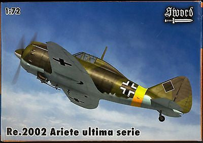 Sword 1/72 Model Kit Re.2002 ARIETE ultima Serie - SW72086 from collection