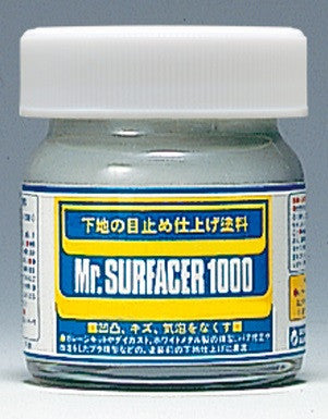MR SURFACER 1000 by Gunze - Jar SF284 - Mr Hobby