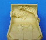 1/24 BarracudaCast resin BR24204 Typhoon Mk.Ib Seat with Belts