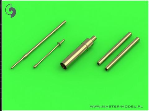 Master Model 1/48 Do 335 A set MG 151, FuG 25a antenna, Pitot Tube - AM48146