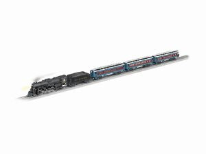Lionel O LionChief Polar Express Set with Bluetooth 2-8-4