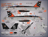 Furball 1/32 decals F/A-18E/F Super Hornet for Trumpeter Kit - #32001