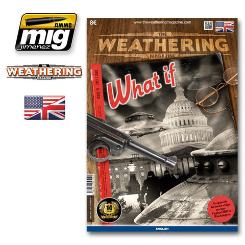 AMMO of Mig Jimenez - What If The Weathering Magazine Issue #15