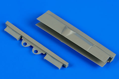 Aires 1/72 resin Bf 110 flaps for Eduard kit - 7314