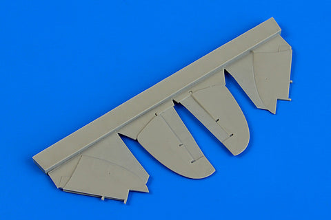 Aires 1/72 resin Gloster Gladiator control surfaces for Airfix - 7332