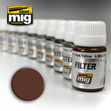 AMMO by MiG Jimenez Filter Jars 30mL jar - A.MIG1500 Filter series