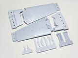 Wolfpack 1/48 scale resin F6F Hellcat Wing Folded set for Eduard kit - WW48003