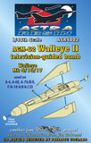1/48 Astra by DACO resin AGM-62 Walleye II Television guided bomb - ASR4802