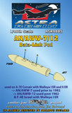 1/48 Astra by DACO resin AN/AWW-7 / 12 Data-Link Pod for Walleyes - ASR4805