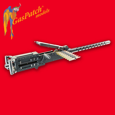 GasPatch 1:48 scale Browning Machine Gun Flexible - GP48082