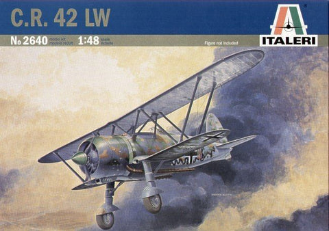 Italeri Model kit 1/48 C.R.42 LW - 2640