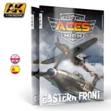 AK Interactive ACES HIGH magazine ISSUE 10 EASTERN FRONT - AK2919