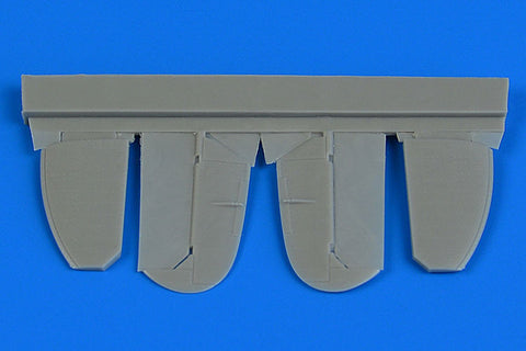 Aires 1/72 Supermarine Spitfire Mk.IX Control Surfaces - 7351 for Eduard kit