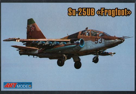 ART Model kit 1/72 Su-25UB Frogfoot - AM7212