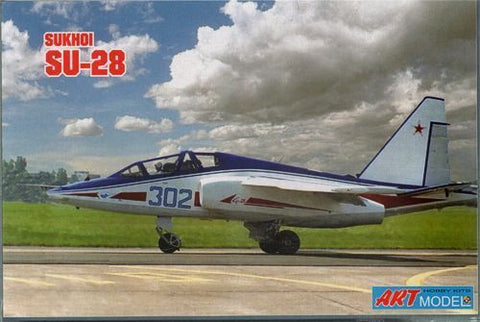 ART Model kit 1/72 Sukhoi Su-28 - AM7211