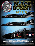"Furball Decal 1/48 F-4J ""VX-4 Black Bunny"" - 48061"