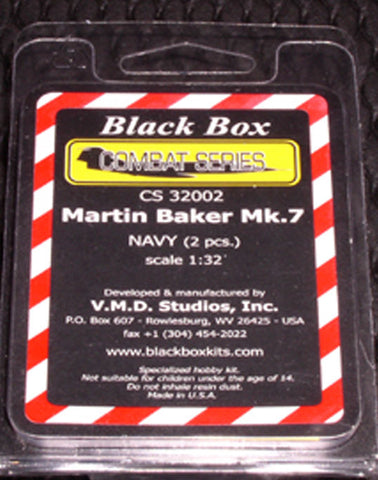 Black Box 1/32 resin Martin Baker Mk.7 Navy Combat Series - CS32002 - from collection