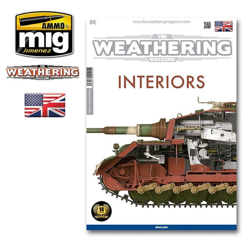 AMMO of Mig THE WEATHERING MAGAZINE ISSUE 16 INTERIORS - #4515