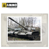 AMMO of MIG T-54/TYPE 59 – VISUAL MODELERS GUIDE - AMIG6032 soft cover