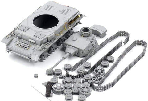 BORDER MODEL 1/35 scale Panzer Pz.Kpfw.IV Ausf.F2 & G (2in1 kit) - BT- –  Victory Models