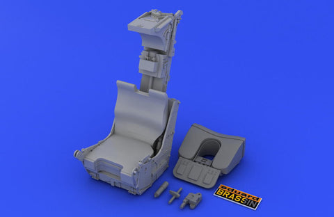 Eduard 1/32 Brassin seat for the F-4C/ D/E/ F/G by Tamiya - 632001