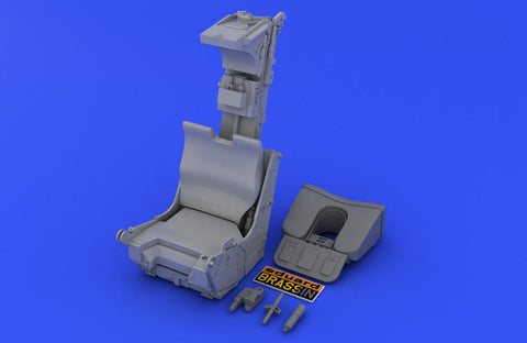 Eduard 1/32 Brassin seat for the F-4B/ J/N/ S by Tamiya - 632002