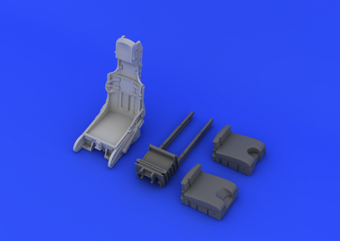 Eduard 1/32 Brassin resin F-104 C2 seat for Italeri - 632047