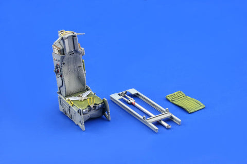 Eduard 1/48 Brassin for F-16 Falcon Early Ejection Seat forTamiya kit - 648001