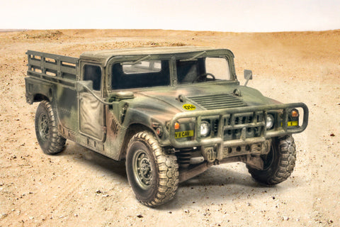 Italeri 1/35 scale M1097 A2 Cargo Carrier #6484