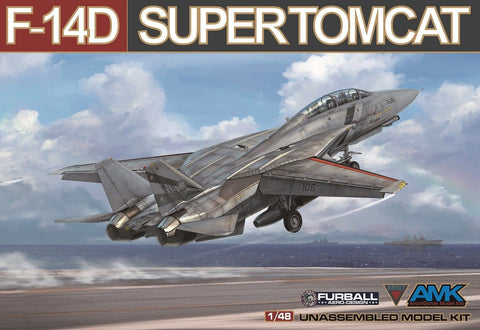 AMK Avantgarde Model Kits 1/48 Grumman F-14D Super Tomcat