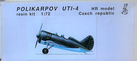 HR MODEL 1/72 scale resin kit Polikarpov I - 16/4 - Old Stock!